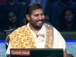 Sameer Acharya Lossed In Kannadada Kotyadhipathi