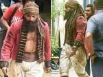 In Pic Saif Ali Khan As Naga Sadhu In Hunter