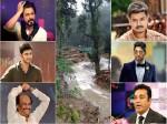 Tamil Telugu And Hindi Actors Did Not Helps To Kodagu