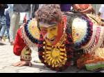 In Pics Kannada Actor Sanchari Vijay Shoots For Kannada Movie Mellobba Mayavi