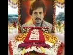 Actor Vishnuvardhans 9th Death Anniversary