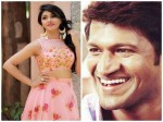 Puneeth Rajkumar To Produce Ragini Chandran Movie