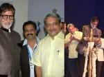 Actor Amitabh Bachan Actress Yami Gautam Pay Their Condolence To Manohar Parrikar