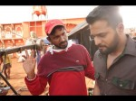 Bharate Movie Team Busy In Climax Shooting With Ten Villains