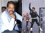 Actor Ravi Shankar Singing A Song For Rustum Movie