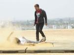 Nata Bhayankara Stunt Video Viral