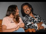 Aishwarya Upendra Want Do A Movie With His Famiy