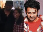 Prabhas Slapped By An Excited Female Fan