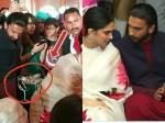 Ranveer Singh Holds Wife Deepika Padukone Heels