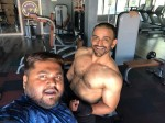 Kannada Actor Dhananjay Workout For Popcorn Monkey Tiger Movie