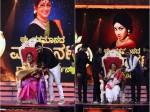 Kannada Actress Got Mahanati Award From Star Suvarna