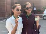 Trunamool Mp Mimi Chakraborthy And Nusrat Jahan Trolled