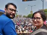 Darshan Has Thanked People Of Mandya For Voting Sumalatha