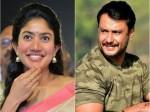 Sai Pallavi Will Romance With Darshan