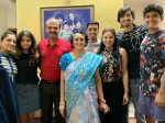 Priyanka Upendra Celebrated Mother In Law Birthday