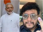 Kannada Actor Ganesh New Movie Titled As Chowkidar