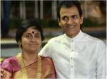 Raghavendra Rajkumar And His Wife Mangala Is Celebrating Their Wedding Anniversary