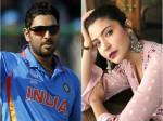 Anushka Sharma Wish To Yuvraj Singh