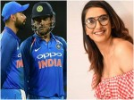 Ragini Dwivedi Tweet On India And West Indies Match