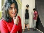 Rashmika Mandanna Back Dive Video Viral