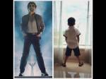 Actor Rajinikanth Grandson Style