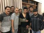 Kannada Actor Shivaraj Kumar Returned To Bengaluru