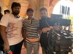 Dhilip Subbarayan Will Be The Stunt Director For Yuvaratna Movie