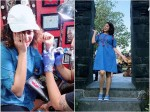 Kannada Actress Haripriya Is Enjoying A Indonesia Tour