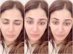 Kannada Actress Parul Yadav Crying After Loosing Semi Final Cricket World Cup