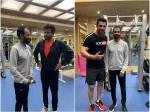 Anil Kapoor And John Abraham Met Kannada Actor Raghavendra Rajkumar