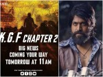 Yash Starrer Kgf Chapter 2 Team Will Reveal Big News In Tomorrow