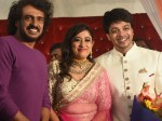 Director Mg Srinivas Got Married With Shruthi