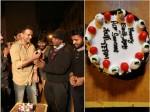 Kannada Actor Duniya Vijay Starrer Salaga Team Celebrated For Dhananjay Birthday