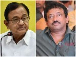 Ram Gopal Varma Tweets About Chidambaram