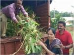See What Actress Leelavathi Donates For Uttara Karnataka