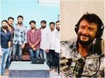 Actor Darshan Have A Voice For Manoranjan Starrer Prarambha Film