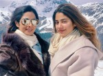 Bollywood Actress Janhvi Kapoor And Boney Kapoor Birthday Wish To Sridevi Kapoor