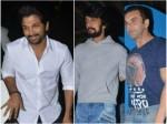 Sudeep And Allu Arjun Participated In Mumbai Party