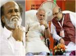 Rajinikanth Spoke About Narendra Modi And Amit Shah