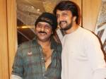 Sudeep Playing Guest Role In Ravichandran Starrer Ravi Bopanna Film