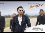 Yuvaratna Kannada Movie Dhananjay Character Poster Out