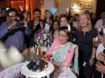 Asha Bhonsle Celebrates Her Birthday After 11 Years