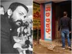 Dhananjay Fan Named His Bar As Dolly Liquors