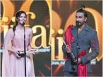Iifa Award Bollywood Actress Alia Bhatt Won Best Actress Ranveer Singh Best Actor