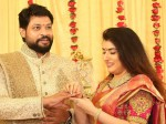 Actress Archana Shastry Gets Engaged To Her Sweet Heart Jagadeesh