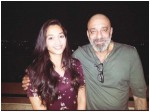 Actress Srinidhi Shetty Takes Photo With Bollywood Actor Sanjay Dutt In Kgf 2 Shooting