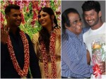 Tamil Actor Vishal Father G K Reddy Clarified About Vishal Marriage