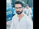 Shahid Kapoor Received 35 Crore Check For Telugu Movie Remake