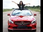 Nabha Natesh Brings Home Luxurious Mercedes Benz