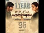 One Year For Vijay Sethupathi And Trisha S 96 Movie
